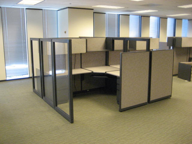 Office Cubicles Walls Interion Standard Office Cubicle Partitions